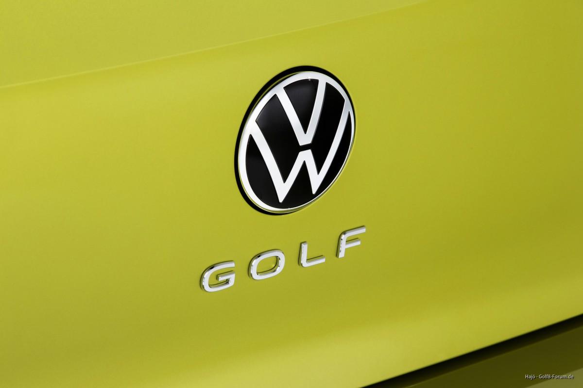 Der neue Golf 8